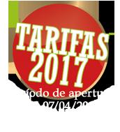 tarifas_2017